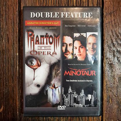 Phantom of the opera / Minotaur DVD