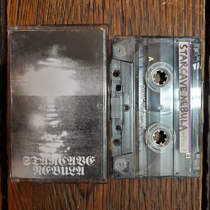 STARCAVE NEBULA - Official Cassette Tape (NEW! 2020)