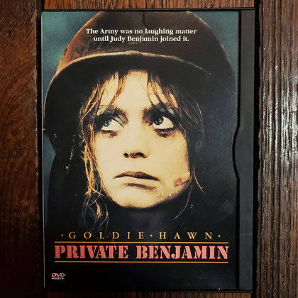 PRIVATE BENJAMIN - DVD