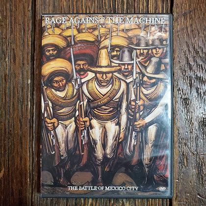 RAGE AGAINST THE MACHINE DVD