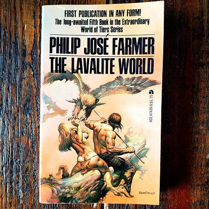 Farmer, Philip José : THE LAVALITE WORLD - Paperback