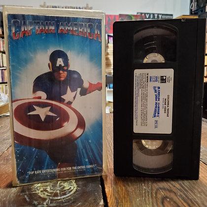 CAPTAIN AMERICA - VHS (Cut Box)