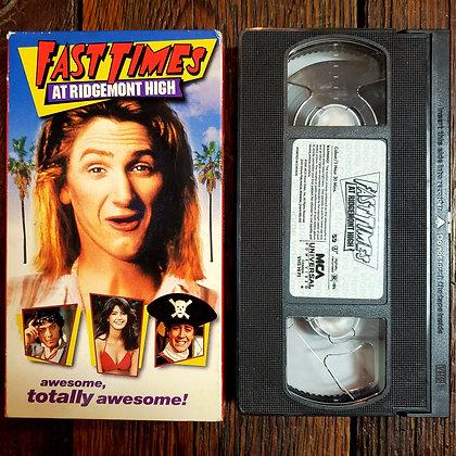 FAST TIMES AT RIDGEMONT HIGH - VHS