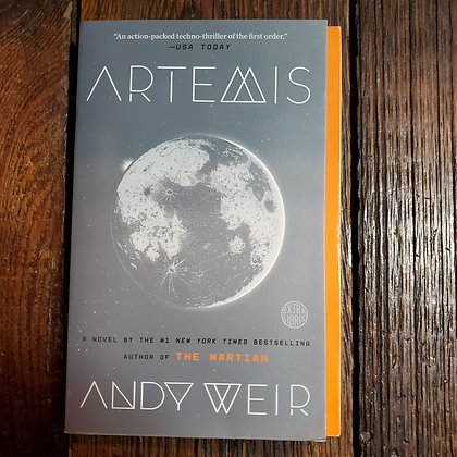 Weir, Andy - ARTEMIS (Softcover)