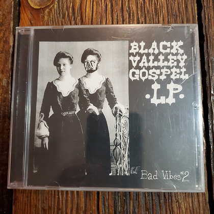 BLACK VALLEY GOSPEL LP - CD