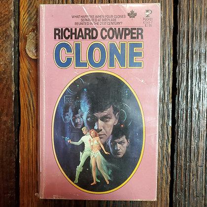 Cowper, Richard : CLONE - Vintage Paperback
