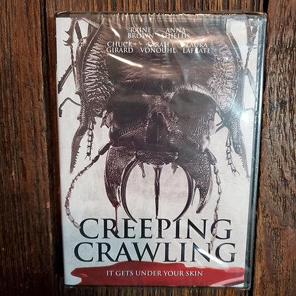 CREEPING CRAWLING DVD