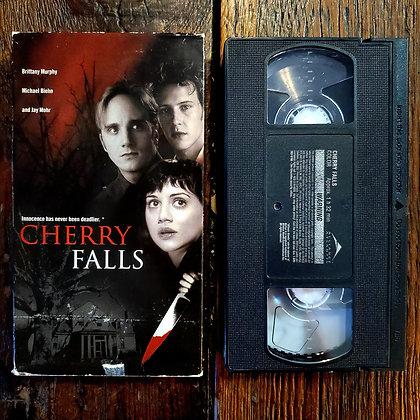 CHERRY FALLS - Rare VHS