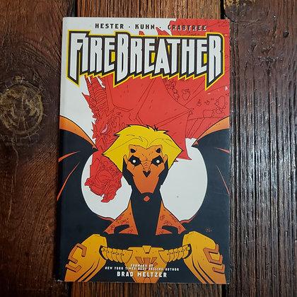 FIREBREATHER - Graphic Novel #1