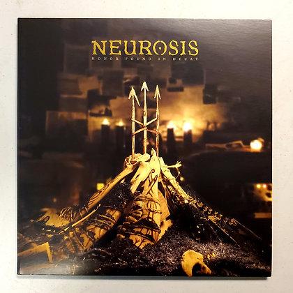 NEUROSIS : Honor Found In Decay - Orange Vinyl 2LP (Ltd. 500 Copies!)