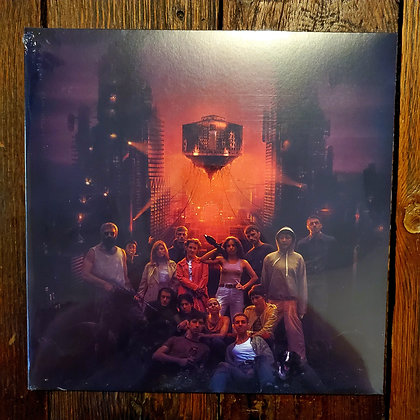 CRACK CLOUD : Pain Olympics - Sealed Gatefold VINYL LP