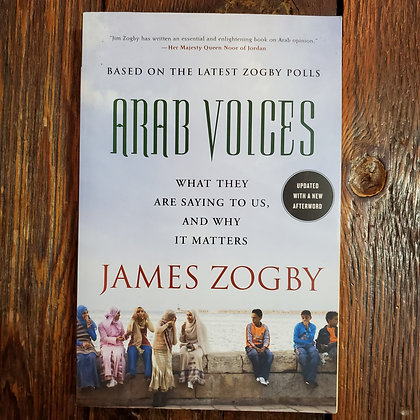Zogby, James - ARAB VOICES