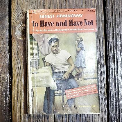 Hemingway, Ernest - Hemingway (1956)