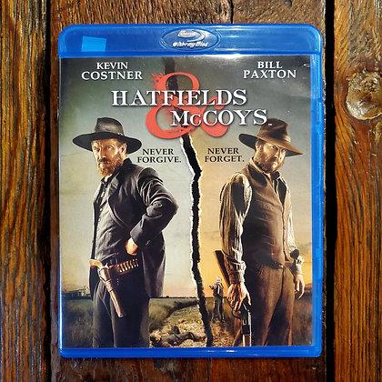 HATFIELDS & MCCOYS - 2 x Bluray