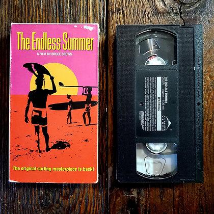 THE ENDLESS SUMMER - VHS