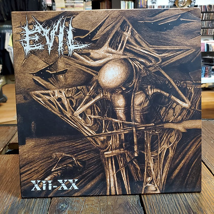 EVIL - XII-XX LP