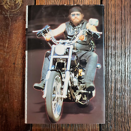 Lavigne, Yves : HELLS ANGELS : INTO THE ABYSS - Hardcover Book