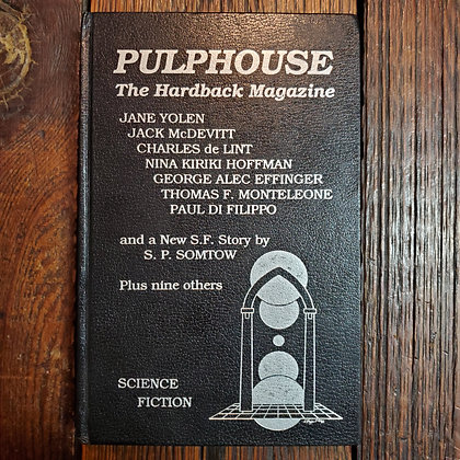 PULPHOUSE Hardcover Issue Eight (Hand numbered Ltd 1000 Copies)