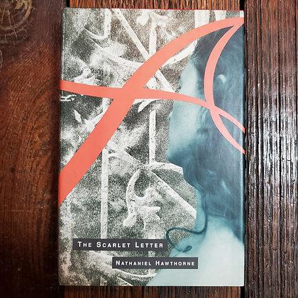 Hawthorne, Nathaniel : THE SCARLET LETTER - Hardcover Book
