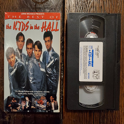 The Best of KIDS IN THE HALL - VHS
