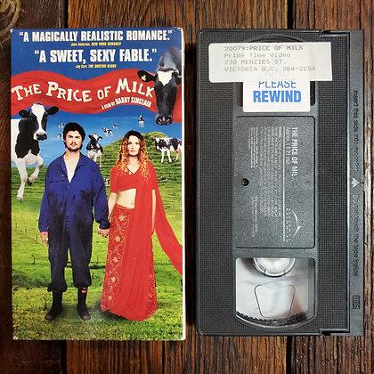 THE PRICE OF MILK - VHS