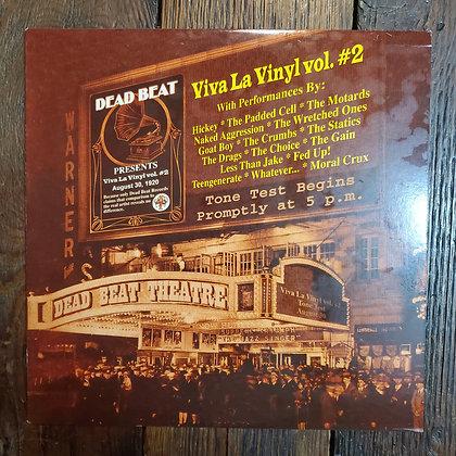 Viva La Vinyl Vol. #2 - Vinyl LP