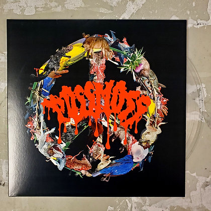 POSS MOSS : Crossed Wires Vol.1 - Vinyl LP (Only 50 pressed!)