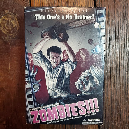 ZOMBIES!!! Directors Cut Game - 2nd Hand