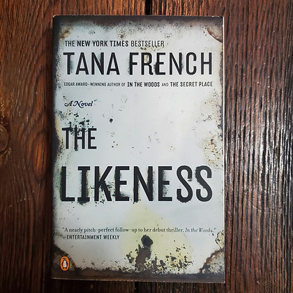 French, Tana : THE LIKENESS - Softcover Book