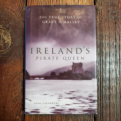 Chambers, Anne - IRELAND'S PIRATE QUEEN