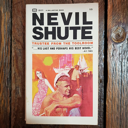 Shute, Nevil : TRUSTEE FROM THE TOOLROOM - Vintage Softcover Book