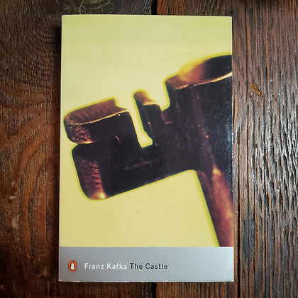 Kafka, Franz : THE CASTLE - Softcover Book
