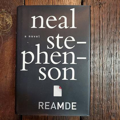 Stephenson, Neal : REAMDE - 1st Edition Hardcover Book