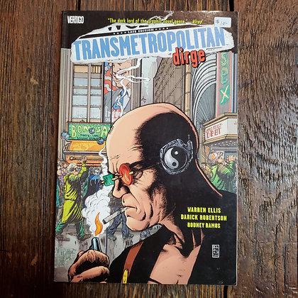TRANSMETROPOLITAN - Graphic Novel #8