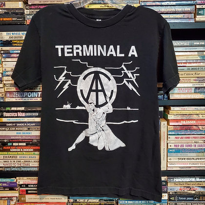 TERMINAL A (Size Small Shirt)