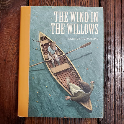 Grahame, Kenneth : THE WIND IN THE WILLOWS - Hardcover Book