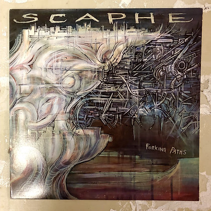 SCAPHE : Forking Paths - Vinyl LP