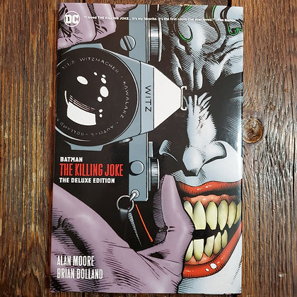 BATMAN The Killing Joke - Alan Moore / Brian Bolland DELUXE Hardcover