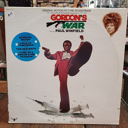 GORDON'S WAR Soundtrack • [Vinyl LP]