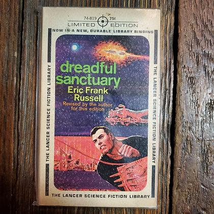 Russel, Eric Frank : DREADFUL SANCTUARY - Vintage 1st Paperback