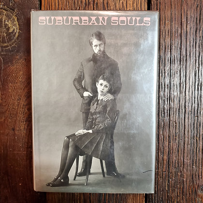 Anonymous - SUBURBAN SOULS The Erotic Psychology of a Man and a Maid (Hardcover)