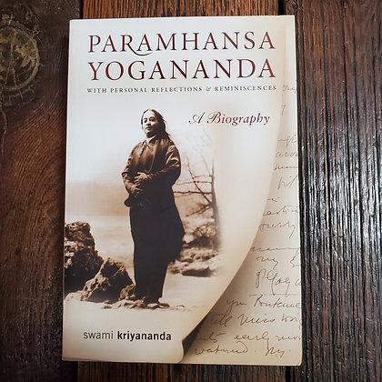 Kriyananda, Swami :  Paramhansa Yogananda a Biography - Softcover Book