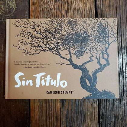 SIN TITULO : Cameron Stewart - Hardcover Graphic Novel