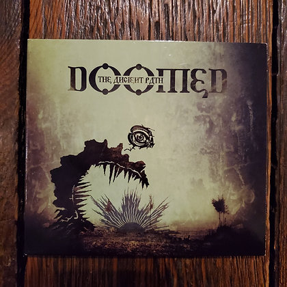 DOOMED : The Ancient Path - CD