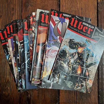 25 ÜBER Comics Reader Condition (Missing #25-27)