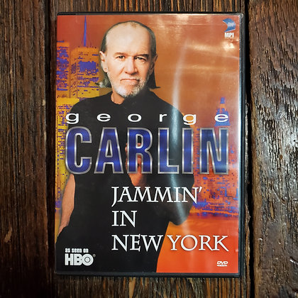 GEORGE CARLIN Jammin In New York DVD