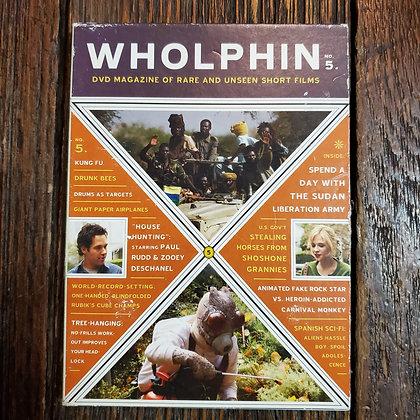 WHOLPHIN #5 DVD MAGAZINE