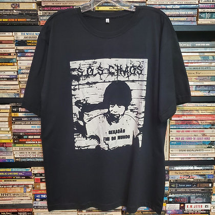 S.O.S. Chaos–Geração Fim Do Mundo  (Large Shirt)