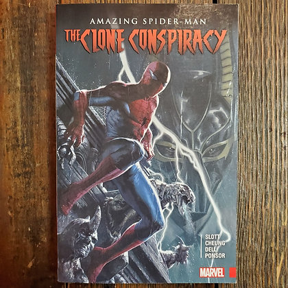 AMAZING SPIDER MAN : THE CLONE CONSPIRACY Graphic Novel