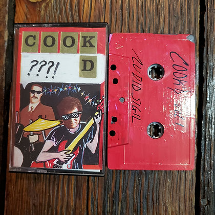 COOK'D : Vol.1 - Audio Sigil Tape (Ltd. 7 Copies)